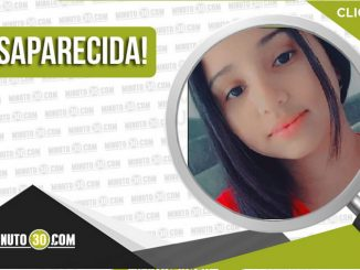 Camila Andrea Ramírez Gil desaparecida