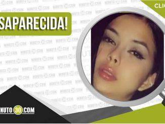 Carolina Henao Orozco desaparecida