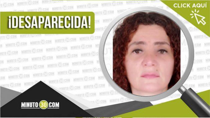 Liliana Agudelo Agudelo desaparecida