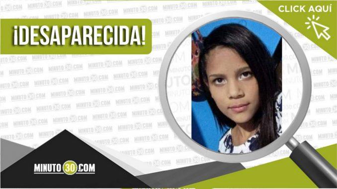 Eliana Andrea Escobar Escobar desaparecida