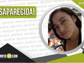 Jesica María Pérez Bernal desaparecida