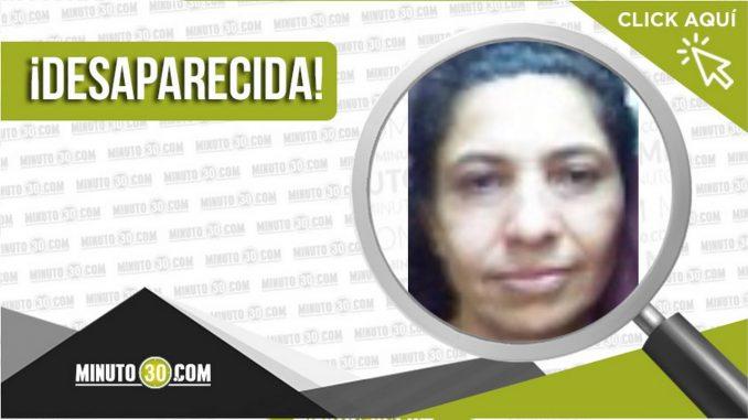 Deily Astrid Rodríguez Velásquez desaparecida