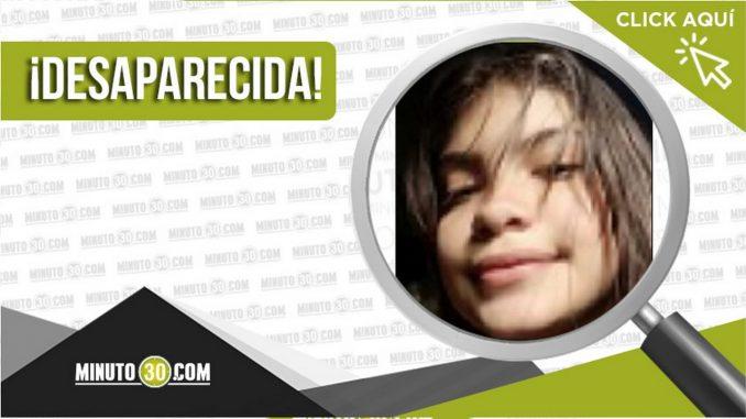 Helen Medina Ortiz desaparecida