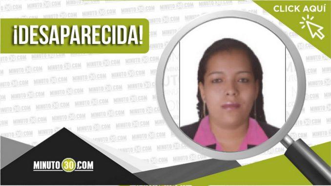 Maribel Betancur Morales desaparecida
