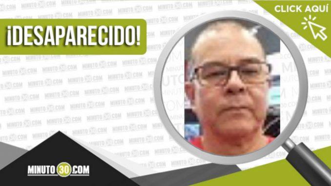 Wilson Antonio Escobar Cañaveral desaparecido