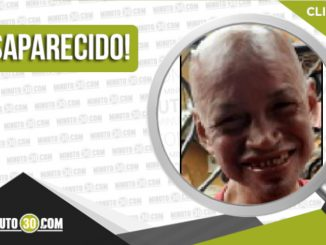 Gerardo Antonio Echavarría desaparecido