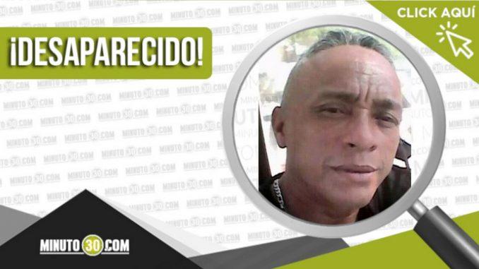 Iván Martín Hoyos Flórez desaparecido