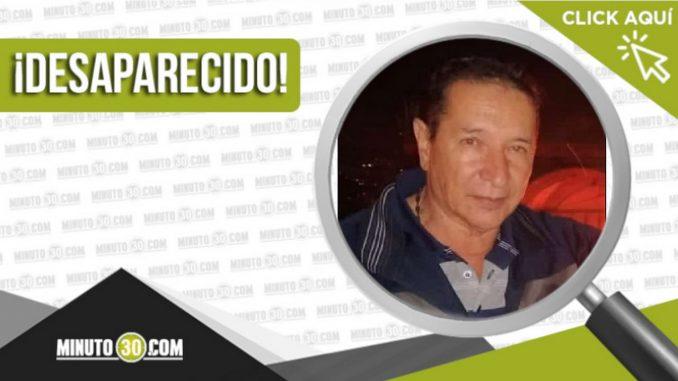 José Normando Vásquez desaparecido