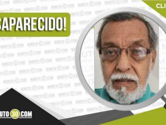 Marco Antonio Muñoz Rubio desaparecido