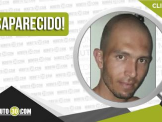 Juan Esteban Granados Loaiza desaparecido