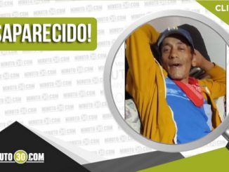 Omar Noe García García desaparecido