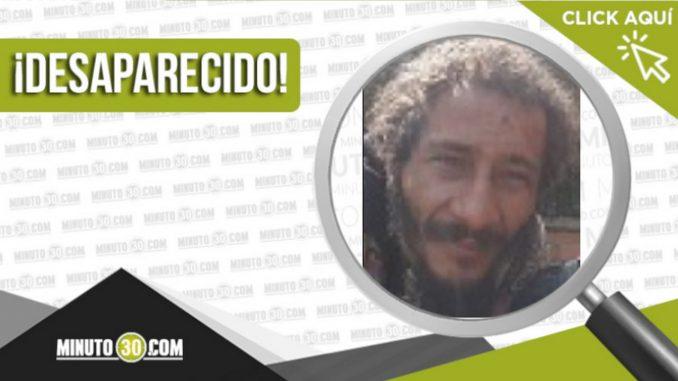 David Estiven Roldán Monsalve desaparecido