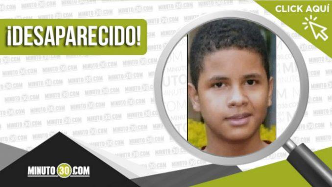 Miguel Ángel Giraldo Jaramillo desaparecido