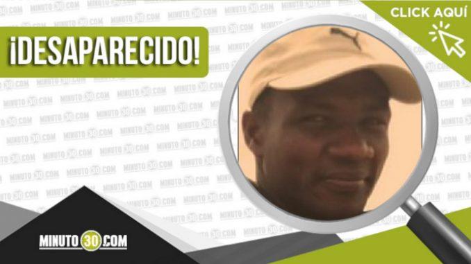 Fernelis Machado Martínez desaparecido