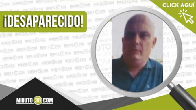 Mauricio Fernando Saldarriaga Restrepo desaparecido