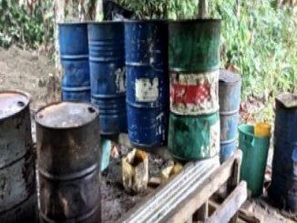 destruyeron laboratorio coca peru armada colombia