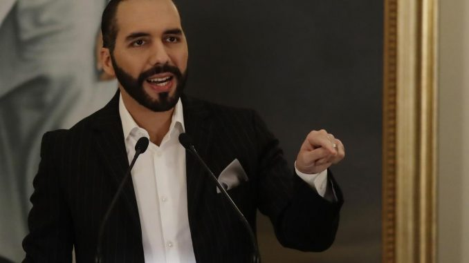 dictador de El Salvador