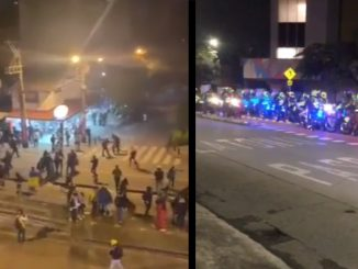 ¡Ojo! Hay disturbios por Unicentro