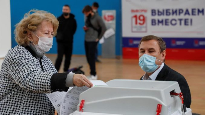 elecciones rusos