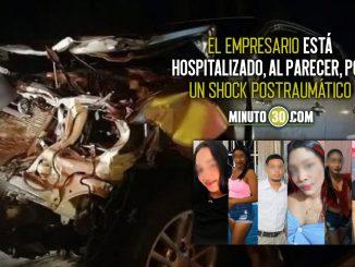 Empresario que atropelló a jóvenes en Santa Marta estaba en grado 3 de alcoholemia