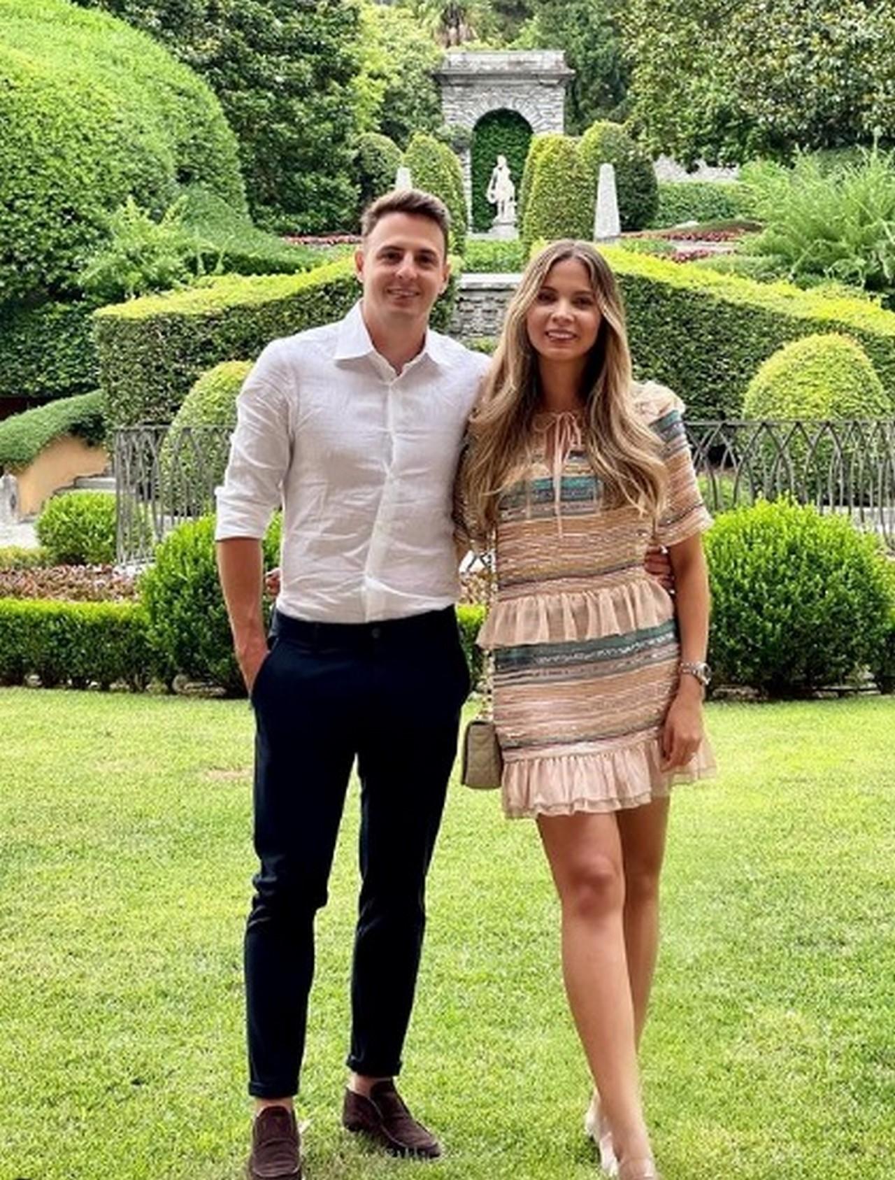 esposa del futbolista Santiago Arias Karin Jimenez2