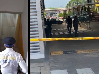 Explosión en centro comercial de Yopal