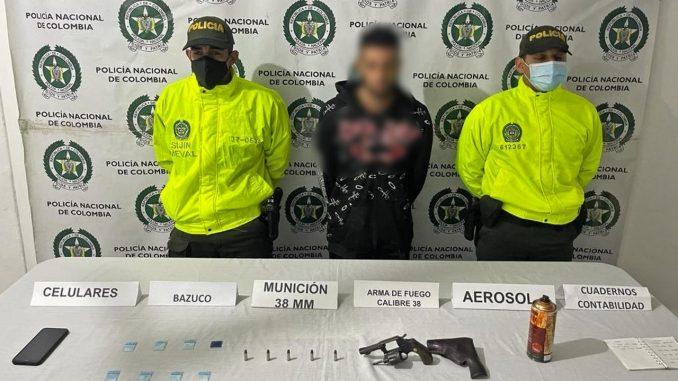 ¡Cogieron a 'Felipe'!, por grafitis amenazantes en Antioquia