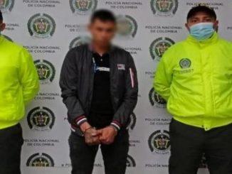 Cayó alias 'Ferney', por quema de vehículos en el Bajo Cauca