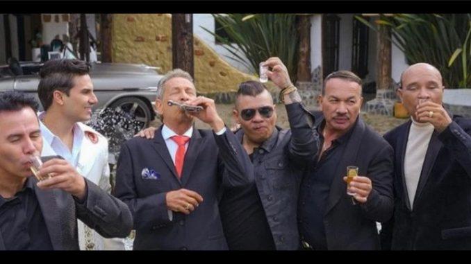 'Los duros' de la música popular se juntaron para sacar un 'temazo'