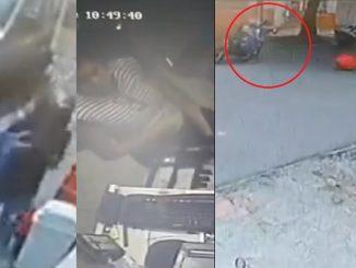 Se metieron a robar a un minimercado en Aranjuez y le dispararon al esposo de la dueña