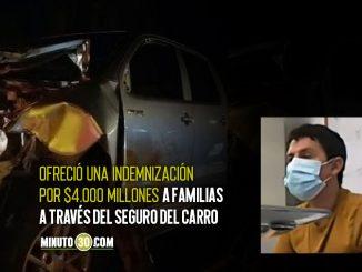 Enrique Vives no aceptó cargos y hasta ofreció indemnización