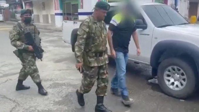 Ejército rescató a ingeniero ambiental en el Cauca
