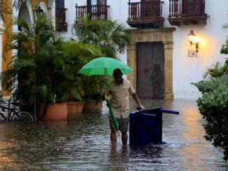 inundaciones lluvias colombia