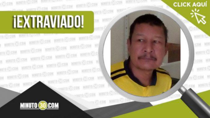 Jorge Elías Celis se desapareció desde el 15 de septiembre en el Barrio Triste