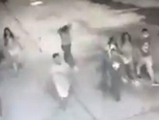 Revelan VIDEO de jóvenes caminando antes de ser atropellados en Santa Marta