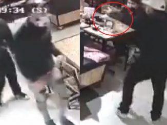 Ladrones robaron celulares y dinero en restaurante de Laureles