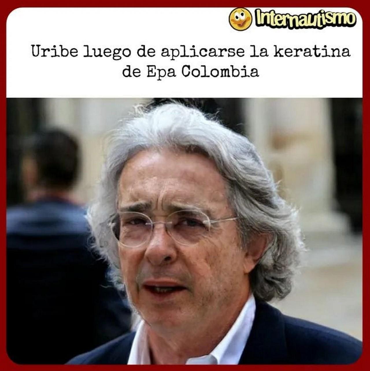 memes epa colombia 2021 uribe4