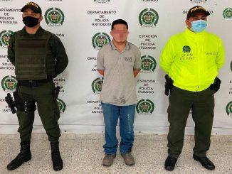 Lo encarcelaron por el asesinato de un menor en Ituango