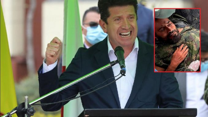 Mindefensa respondió a amenazas del ELN por 'Fabián'
