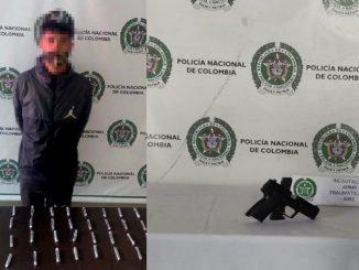 En Aranjuez capturaron a un sujeto e incautaron un arma