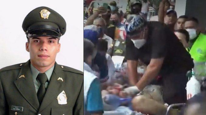 Murió el patrullero herido durante ataque en Caquetá