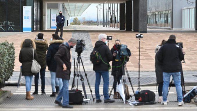periodistas periodismo