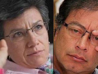 Petro instaurará acciones judiciales contra Claudia López