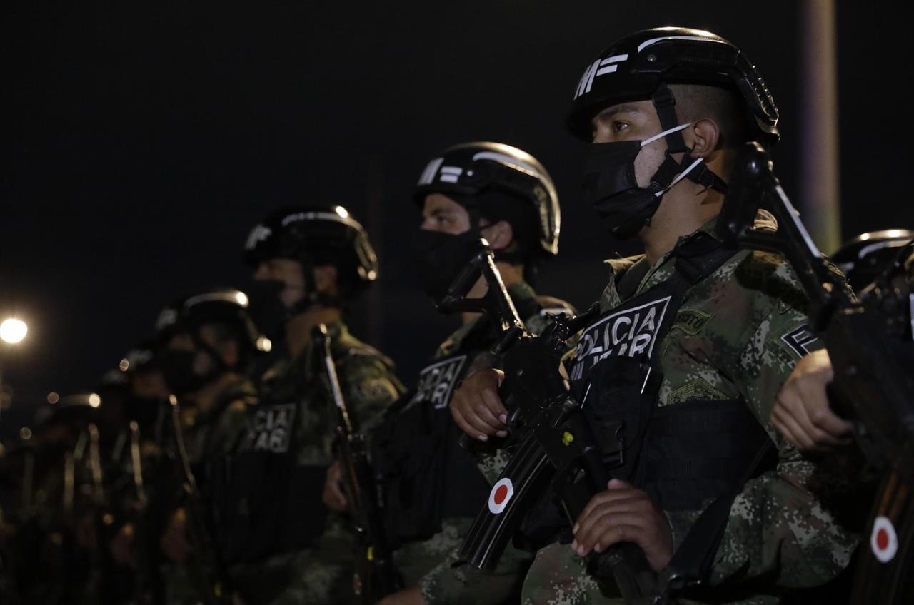 policia militar bogota3