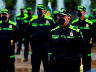 Desde mañana llegan a Bogotá 500 patrulleros nuevos