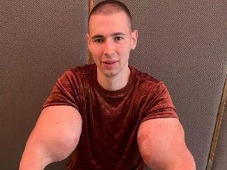 popeye humano Kirill Tereshin ruso