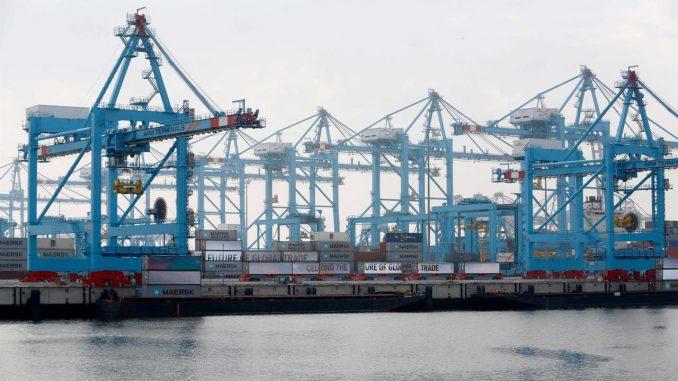 puerto de Rotterdam droga suramerica
