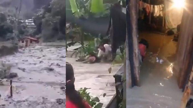 Emergencia en Ibagué por desbordamiento del río Combeima
