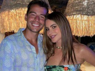 Sofia Vergara calienta las redes sociales al bailar reguetón en la fiesta por el 'cumple' de su hijo