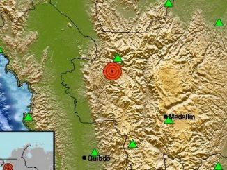 sismo antioquia